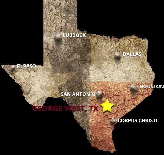 George West, TX